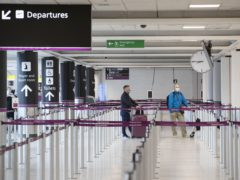 The latest changes mean people coming from these destinations will face no quarantine requirements (Jane Barlow/PA)