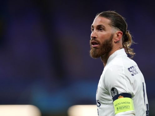 Sergio Ramos will leave Real Madrid this summer at the end of his current contract (Adam Davy/PA)