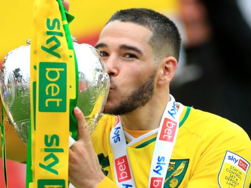 Emi Buendia was the stand-out player as Norwich secured the Sky Bet Championship last season (Mike Egerton/PA)