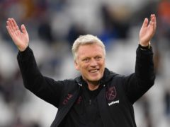 David Moyes has committed his future to West Ham (Justin Tallis/PA)