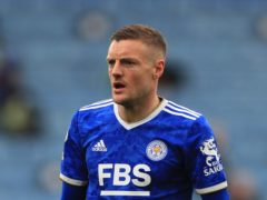 Jamie Vardy is the new joint-owner of New York state-based Rochester Rhinos (Mike Egerton/PA)