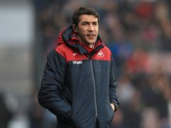 Bruno Lage has been appointed Wolves' new boss (Mike Egerton/PA)