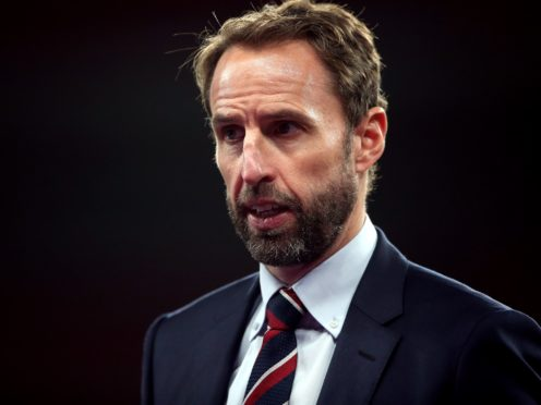 England manager Gareth Southgate is set to drop seven players from his provisional squad for the European Championship (Nick Potts/PA)