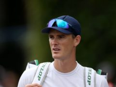 Jamie Murray is unhappy with the doubles prize money fund at the French Open (Steven Paston/PA)