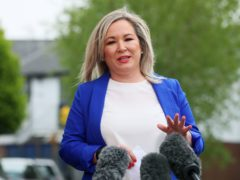 Northern Ireland's deputy First Minister Michell O'Neill will automatically be removed from post once Arlene Foster resigns (Brian Lawless/PA)