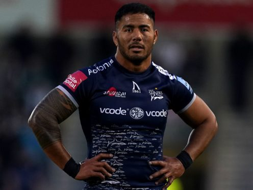 Manu Tuilagi has been ruled out of England's Tests against the USA and Canada (Mike Egerton/PA)