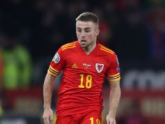 Joe Morrell has spoken of the disbelief in the Wales camp after Denmark midfielder Christian Eriksen collapsed on the field of play (Nick Potts/PA)