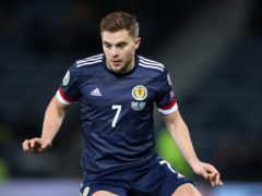 Scotland's James Forrest is optimistic after the draw with Holland (Steve Welsh/PA)