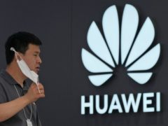 Huawei is launching its own HarmonyOS mobile operating system on its handsets (AP Photo/Ng Han Guan)