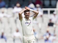 James Anderson says England are taking self-improvement seriously after the Ollie Robinson Twitter row (Adam Davy/PA)