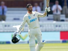Devon Conway made 200 for New Zealand (Adam Davy/PA)