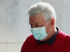 Luke O'Reilly is accused of false imprisonment and assault causing serious harm to businessman Kevin Lunney (Brian Lawless/PA)