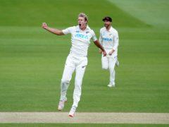New Zealand's Kyle Jamieson impressed against India (Adam Davy/PA)