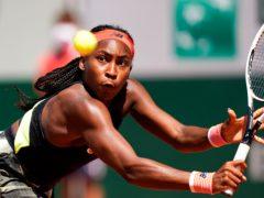 Coco Gauff has been in brilliant form at Roland Garros (Michel Euler/AP)