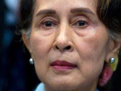 Aung San Suu Kyi (AP/Peter Dejong, File)