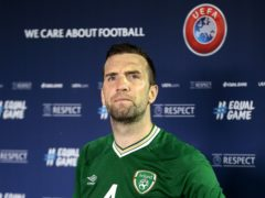 Republic of Ireland defender Shane Duffy insists the World Cup qualifying campaign is far from over (Trenka Atilla/PA)