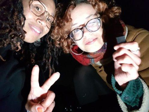 Bibaa Henry, left, and Nicole Smallman (Metropolitan Police/PA)