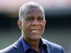Former West Indies pace bowler Michael Holding has applauded the England football players and manager Gareth Southgate (Mike Everton/PA)