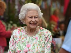 The Queen at the G7 (Oli Scarff/PA)
