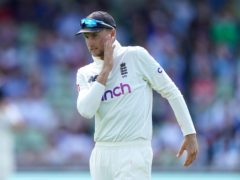 Joe Root's England are on the brink of defeat (Mike Egerton/PA)