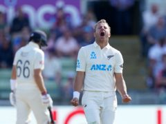 New Zealand are on the brink of a rare series win in England (Mike Egerton/PA)