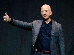 Jeff Bezos (Patrick Semansky/AP)