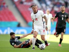 Kalvin Phillips played a key role for England against Croatia on Sunday (Nick Potts/PA)