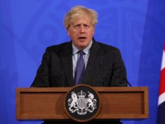 July 19 is now the date earmarked for lifting of the remaining restrictions (Jonathan Buckmaster/Daily Express/PA)