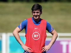Harry Maguire could start against Scotland (Nick Potts/PA)