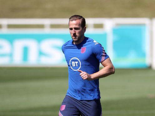 Harry Kane's England head into the match on the back of a 1-0 victory over Croatia (Nick Potts/PA)