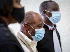 Paul Rusesabagina's story inspired the movie Hotel Rwanda (AP Photo/File)