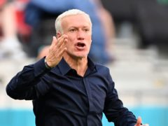 France manager Didier Deschamps looked for positives after being held to a draw by Hungary (Tibor Illyes/Pool via AP)