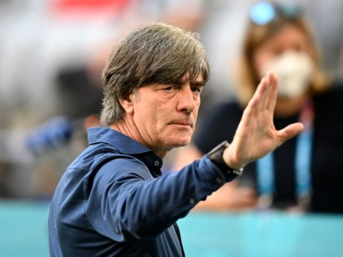 Germany coach Joachim Low insists it is business as usual despite their impressive victory over defending champions Portugal (Philipp Guelland/AP)