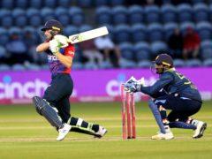 Jos Buttler led the way for England (David Davies/PA)
