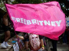 Britney Spears向Fans道歉,因为不在她的保护统一体上分享了创伤(AP照片/ Chris Pizzerho)