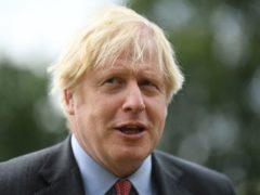 Prime Minister Boris Johnson (Daniel Leal-Olivas/PA)