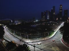 The Singapore Grand Prix has been cancelled (David Davies/PA)