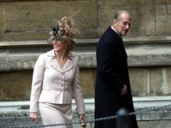 The Duke of Edinburgh and Countess of Wessex in 2009 (Steve Parsons/PA)