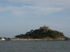 St Michael's Mount (Aaron Chown/PA)