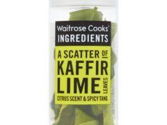 Waitrose's Kaffir Lime leaves (Waitrose/PA)