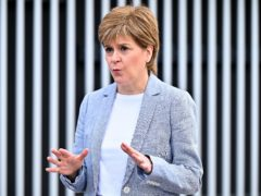 A new independent and external process is being set up to examine complaints against ministers and former ministers, Nicola Sturgeon announced (Jeff J Mitchell/PA)
