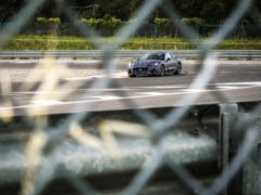The GranTurismo is currently undergoing testing