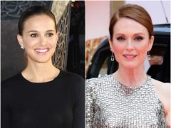 Oscar-winners Natalie Portman and Julianne Moore will star in drama May December from acclaimed director Todd Haynes (Ian West/PA)