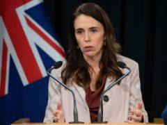 New Zealand Prime Minister Jacinda Ardern (NZ Herald/AP)