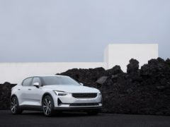 A new single-motor variant has been added to the Polestar 2 line-up