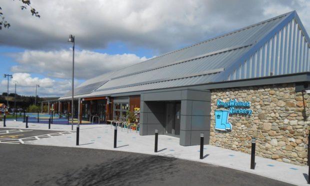 Aberdeen nursery receives highest inspection ratings in Scotland