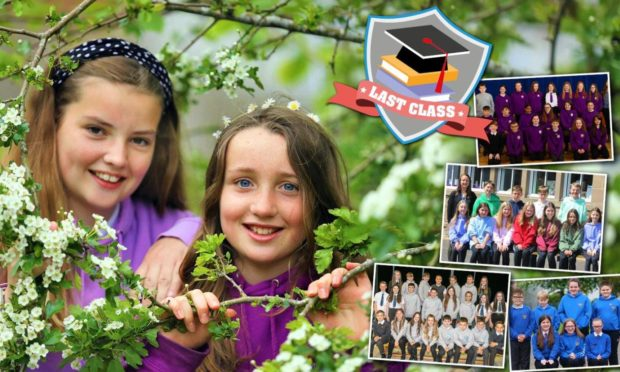 Last Class 2021: Primary 7 photos from schools across the north-east (Part 1)