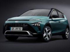 The Bayon arrives as Hyundai's latest SUV