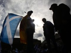The Presiding Officer says she has not yet thought about the competence of a Bill for a second independence referendum. (David Cheskin/PA)