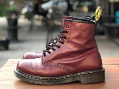 Dr Martens saw strong sales in its maiden results since listing in January (Dr Martens/PA)
